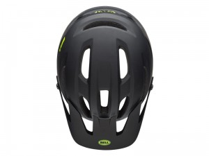Kask full face BELL SUPER 3R MIPS matte gloss black gray